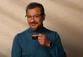 Alexis Rodriguez, Nespresso Coffee Master