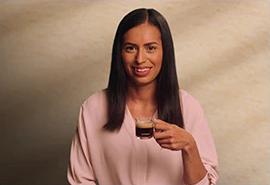 Cindy Romero, Coffee Artist