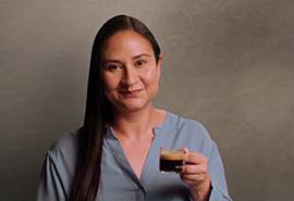 Juliana Correa, Nespresso Agronomist